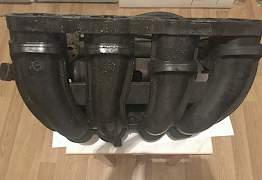 Впускной коллектор с топливной рампой и форсунками - Фото #2