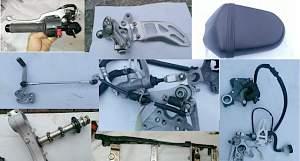 Запчасти и пластик Suzuki GSX R 1000 09-15г ориг - Фото #3