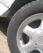 2 колеса volvo 740/940 - Фото #2