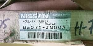 Молдинг заднего бампера Ниссан Теана J32 - Фото #5