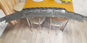 Накладка переднего бампера Chevrolet Captiva С 140 - Фото #2