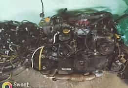 Двигатель Subaru Forester sti 2 - Фото #1