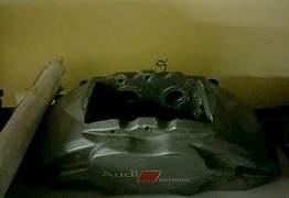 Суппорта передние Audi Q7 V12 tdi керамика - Фото #1