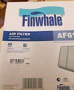 Фильтр воздушный для chevrolet - Фото #1