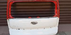 Крышка багажника кия сол 2 - Фото #1
