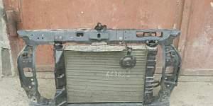 Хундай солярис телевизор С радиатороми В сборе - Фото #1