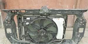 Хундай солярис телевизор С радиатороми В сборе - Фото #3