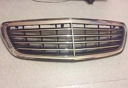 Решетка радиатора мерседес S-klass,W222 - Фото #1