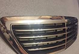 Решетка радиатора мерседес S-klass,W222 - Фото #2