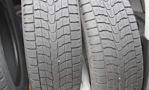 Всесезонные шины Dunlop Grandtrek 225 70 R16 - Фото #1