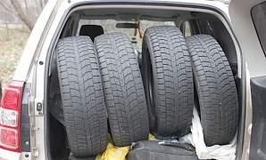 Всесезонные шины Dunlop Grandtrek 225 70 R16 - Фото #2