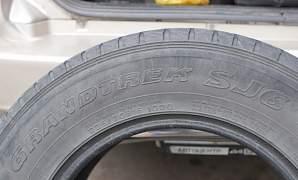 Всесезонные шины Dunlop Grandtrek 225 70 R16 - Фото #4