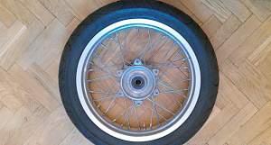 Колеса супермото Honda XR - Фото #1