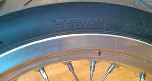 Колеса супермото Honda XR - Фото #4