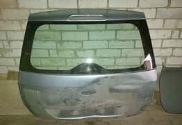 Дверь багажника (стекло) ford fusion обшивка двери - Фото #1