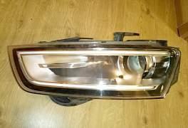 Фара; Фонари задние; Птф на Audi - Фото #2