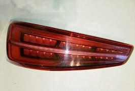 Фара; Фонари задние; Птф на Audi - Фото #4