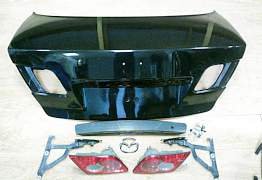Mazda 6 gg крышка багажника - Фото #1