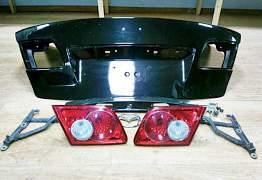 Mazda 6 gg крышка багажника - Фото #2