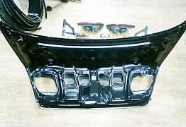 Mazda 6 gg крышка багажника - Фото #3