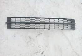 Решетка радиатора на рапид - Фото #1