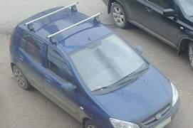 Багажник на крышу Atlant для Hyundai Getz - Фото #2