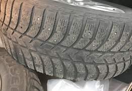 Зимние шины Bridgestone с дисками, (4 - Фото #2