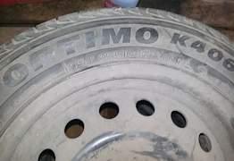 Летние шины hankook optima K406 - Фото #3