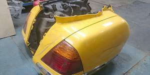 Кофры Honda goldwing gl 1800,хонда голдвинг1800 - Фото #3