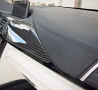 Накладки, планки салона карбон BMW - Фото #3