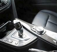 Накладки, планки салона карбон BMW - Фото #5