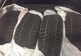 Зимние шины Goodyear UltraGrip Ice 2 235/55 R17 - Фото #1