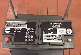 Оригинальный аккумулятор VAG 105 AH/580A,12V - Фото #1