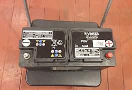 Оригинальный аккумулятор VAG 105 AH/580A,12V - Фото #2