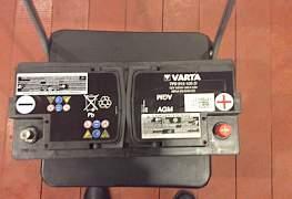 Оригинальный аккумулятор VAG 105 AH/580A,12V - Фото #4
