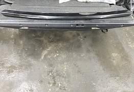 Накладка переднего бампера Рендж Ровер Вог 3 - Фото #2