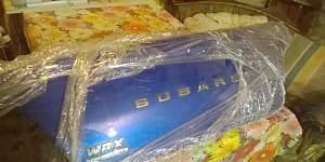 Subaru wrx крышка багажника и другие запчасти - Фото #1