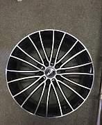 Литые диски ijitsu R-17 (5x110) - Фото #1