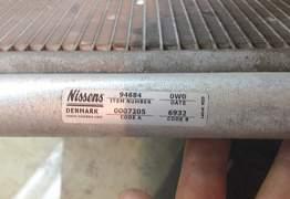 Радиатор кондиционера шкода суперб - Фото #1