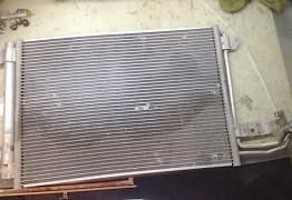Радиатор кондиционера шкода суперб - Фото #2