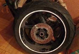 Колесо заднее на Yamaha YZF-R1 - Фото #1