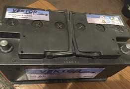 аккумулятор автомобильный vektor 90 Ah 720A - Фото #2