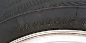 Колеса R15 5*114.3 - Фото #3