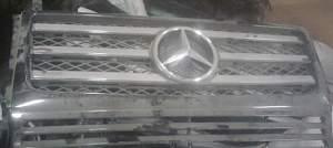 Арки бампер Mercedes G class amg - Фото #3