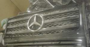 Арки бампер Mercedes G class amg - Фото #4