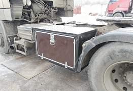 Кронштейн запаски корзина под запаску паллетник - Фото #2