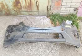 Бампер передний мазда 3 BK седан - Фото #5