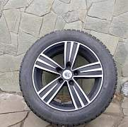 Новые диски KK Wheels R16 и шины Nord Frost 5 205 - Фото #1