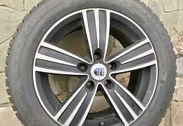 Новые диски KK Wheels R16 и шины Nord Frost 5 205 - Фото #2