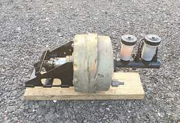 Главный тормозной цилинд с вак-м усилителем на УАЗ - Фото #1